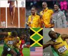 100 metri uomini Londra 2012