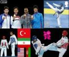 Taekwondo - 68kg maschile LDN12