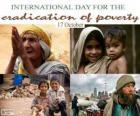 17 ottobre, Giornata mondiale del rifiuto della miseria