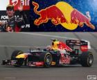 Mark Webber - Red Bull - Gran Premio dell'India 2012, 3 ° classificato