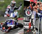Jorge Lorenzo, campione del mondo del 2012 di MotoGP