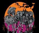 Il Monster High la notte di Halloween