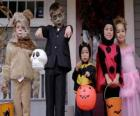 Costumi di Halloween per bambini