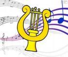 L'arpa è uno strumento a corda