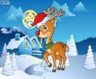 Rodolfo, la renna dal naso rosso