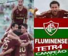 Fluminense Football Club Campione del Campionato brasiliano 2012