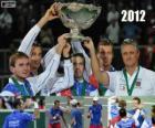 Repubblica Ceca, campione della Coppa Davis 2012