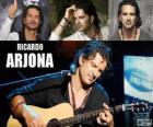 Ricardo Arjona, è un cantante guatemalteco