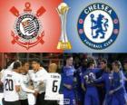 Corinthians - Chelsea. Finale de Coppa del mondo per club FIFA 2012 Giappone