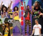 Gli LMFAO sono un duo musicale electro-hop