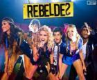 RebeldeS è un gruppo musicale brasiliano, che era nato nella telenovela Rebelde Brasiliana