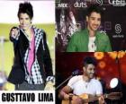 Gusttavo Lima è un cantante e compositore brasiliano