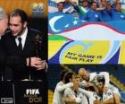 Premio Fair Play 2012 FIFA per l'Uzbekistan Football Association