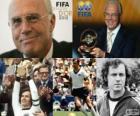 Distinzione presidenziale di FIFA 2012 per Franz Beckenbauer