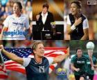 Abby Wambach, giocatore della Coppa del Mondo Anno 2012