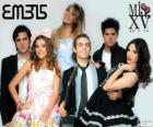 EME15, è una band pop latino messicano-argentino