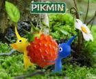 Gli esseri strani Pikmin