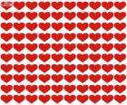 100 cuori, un centinaio di cuori per festeggiare San Valentino, Festa degli Innamorati
