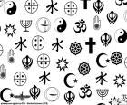 Simboli di religioni