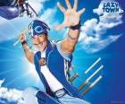 L'eroe di LazyTown, Sportacus, l'atleta sano