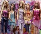 Parata di Barbie