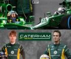 Caterham F1 Team 2013