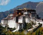 Palazzo del Potala, Tibet, Cina