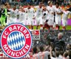 F. C. Bayern Munich, campione della Bundesliga 2012-13
