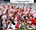 Ajax Amsterdam, campione Eredivisie 2012-2013, campionato di calcio olandese