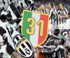 Juventus Torino, Campione  Serie A Lega Calcio 2012-2013, campionato italiano di calcio