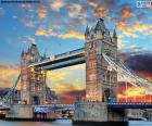 Il Tower Bridge, Inghilterra