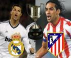 Finale di Coppa del re 2012-13, Real Madrid - Atlético de Madrid