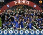 Chelsea FC, campione UEFA Europa League 2012-2013