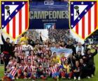 Atlético de Madrid campione Copa del Rey 2012-2013