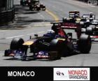 Jean-Eric Vergne - Toro Rosso - Monte Carlo 2013