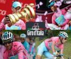 Vincenzo Nibali, campione del Giro di Italia 2013