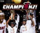 Miami Heat Campione NBA 2013