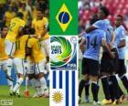 Semifinale Brasile - Uruguay, 2013 FIFA Confederations Cup