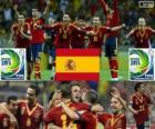 Spagna Coppa Confederazioni FIFA 2013