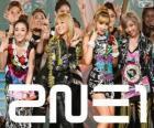 2NE1, gruppo femmina sudcoreano
