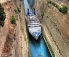 Canale di Corinto, Grecia