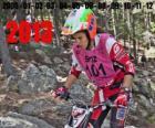 Laia Sanz, campione del mondo trial 2013