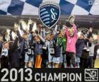 Sporting Kansas City, campione MLS 2013