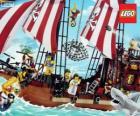 Nave pirata de Lego