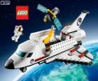 Navetta spaziale di Lego City