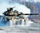 Carro armato russo T-90S