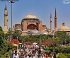 Agia Sophia, Istanbul, Turchia