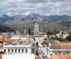 Città storica di Sucre, Bolivia