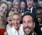 Oscar 2014, selfie