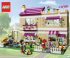 La Villetta di Olivia, Lego Friends